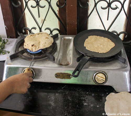 India cooking tours