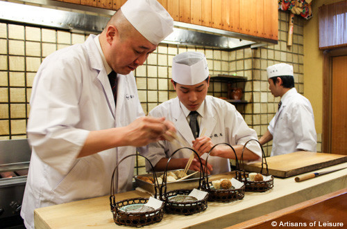 Japanese food tours