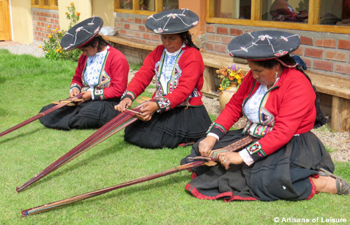 Peru crafts tours