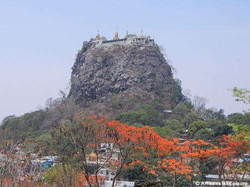 Mt. Popa tours