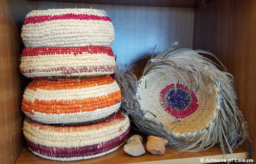Aboriginal baskets