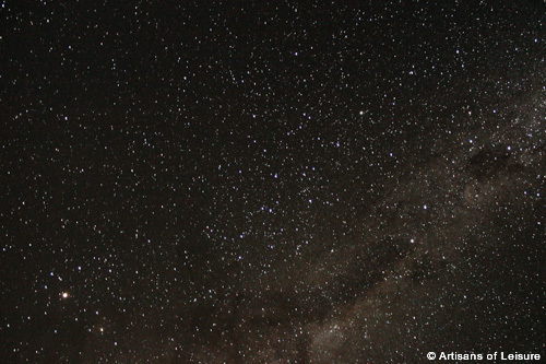 stargazing Outback