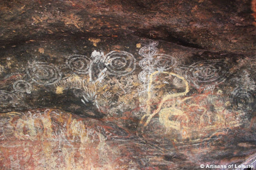 Aboriginal art tours