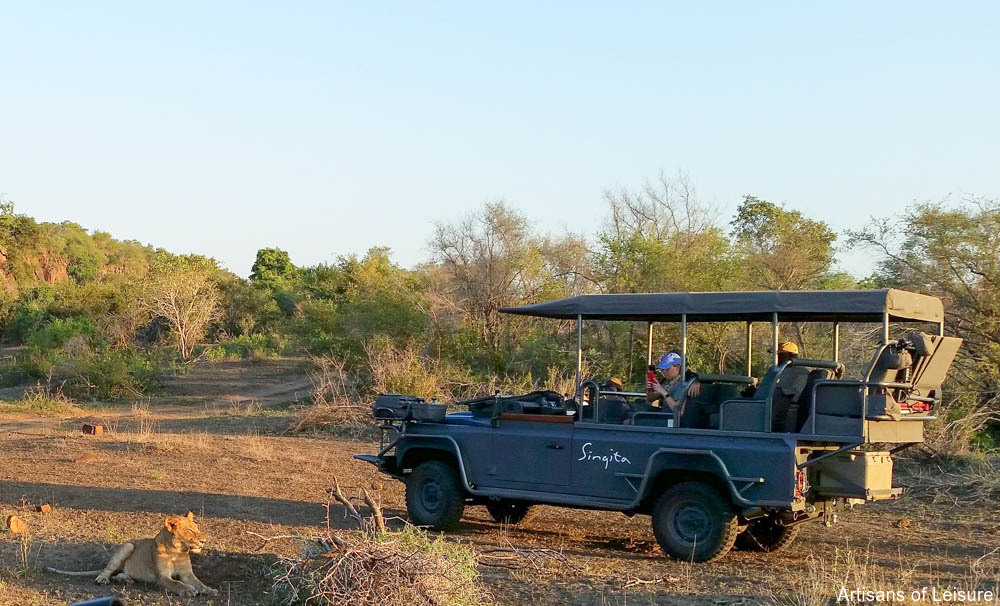 luxury safaris Africa