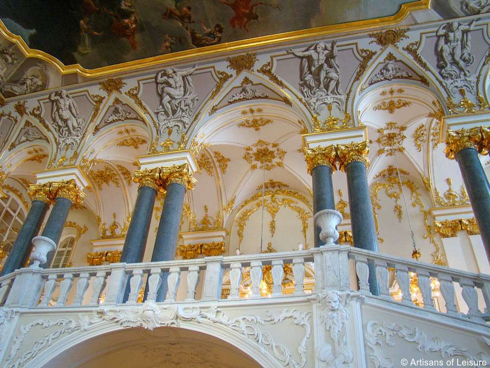 Exclusive tours of the hermitage museum in st petersburg for Tour hermitage