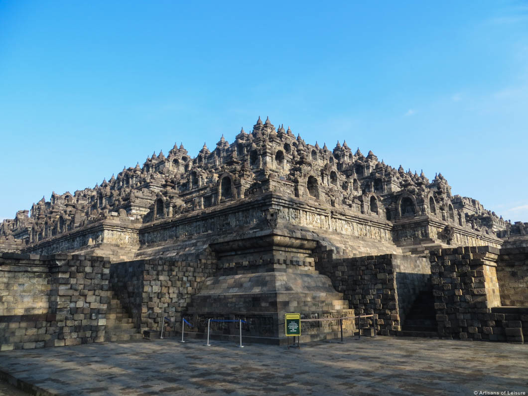 Borobudur tours Indonesia