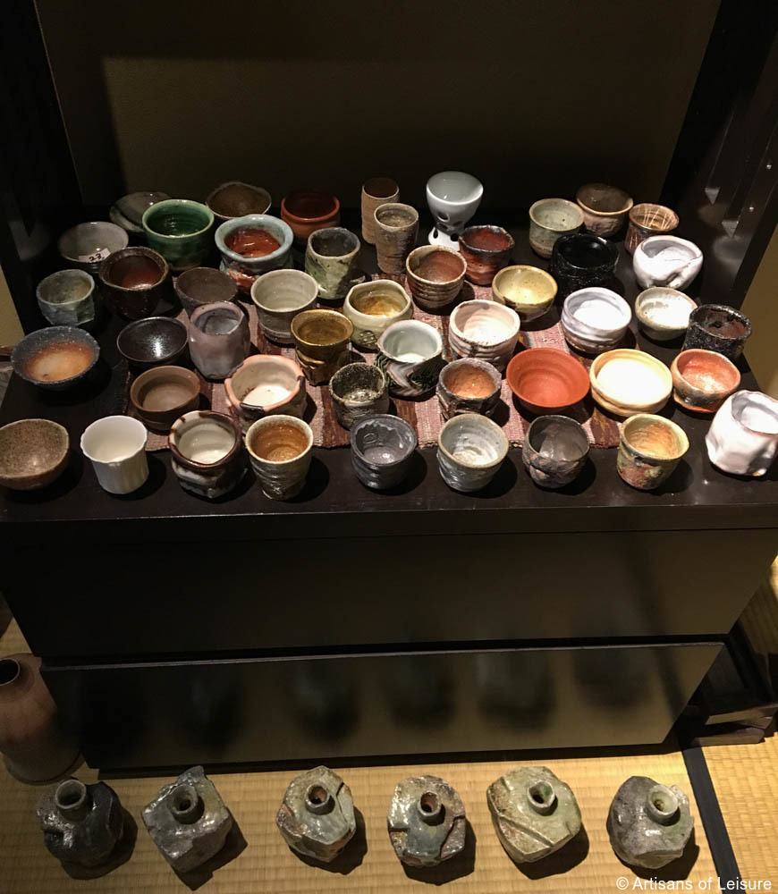 Kyoto tours ceramics