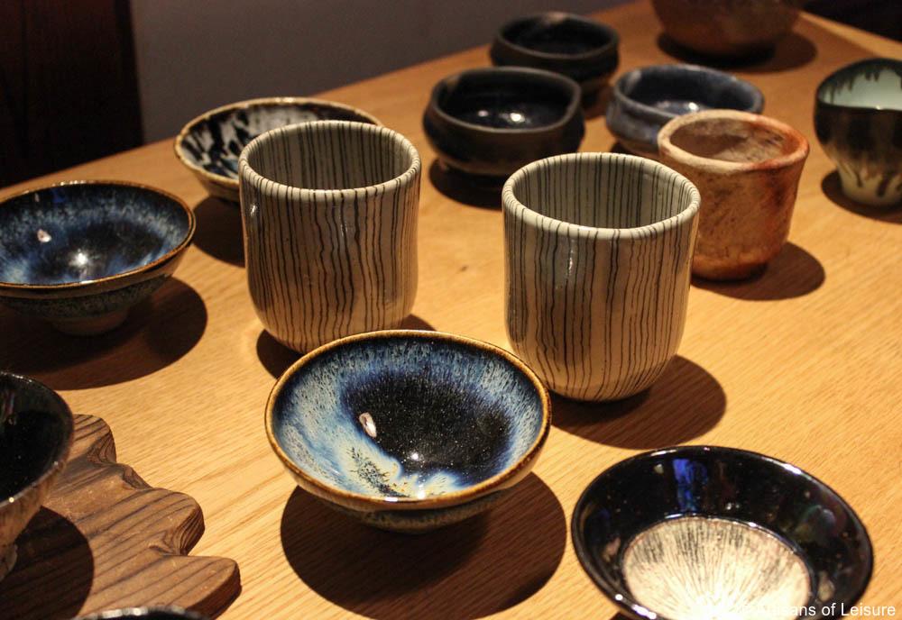 Robert Yellin ceramics