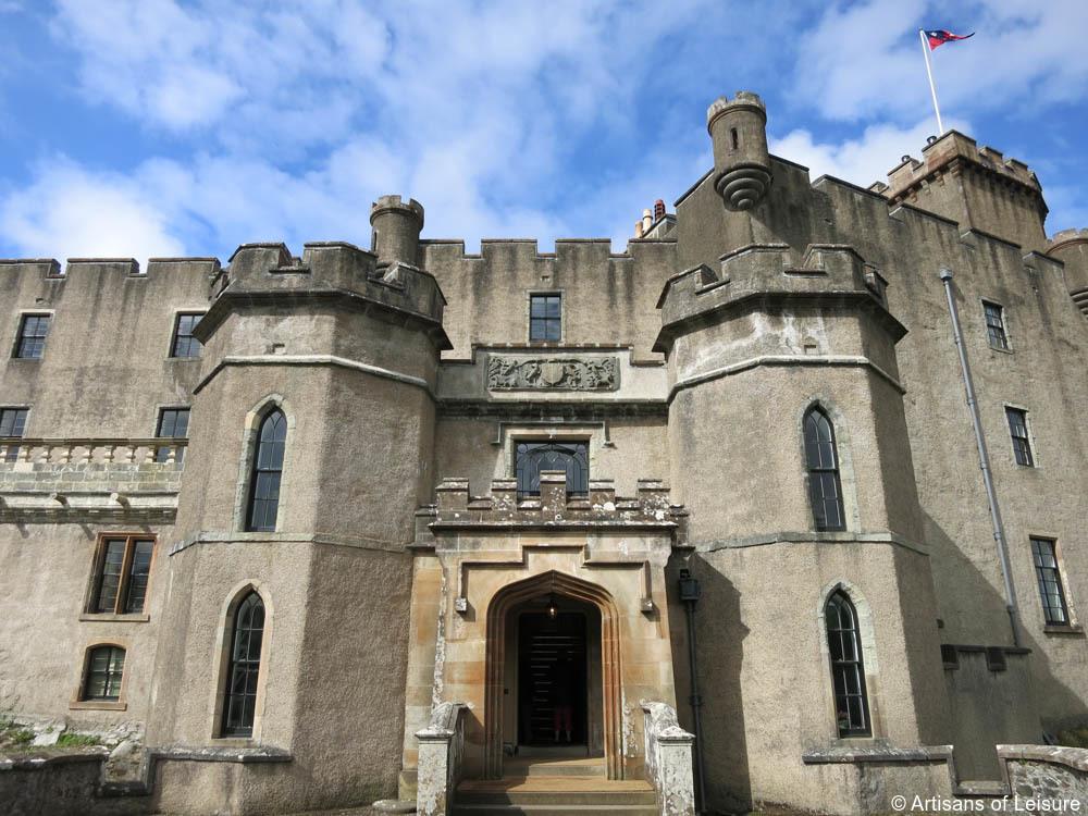 Castle tours Scotland