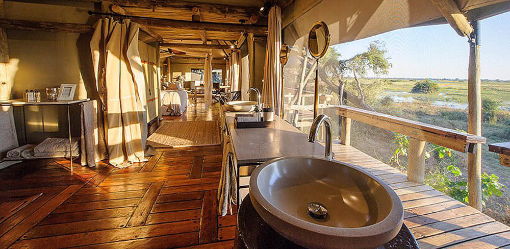 luxury South Botswana tours and safaris