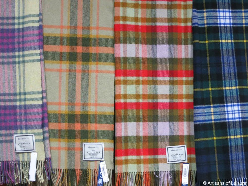 Isle of Skye, scarves