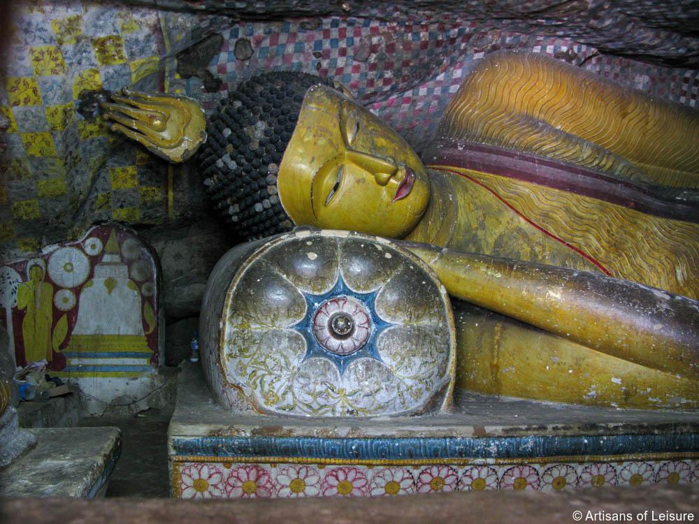 Dambulla Cave Sri Lanka