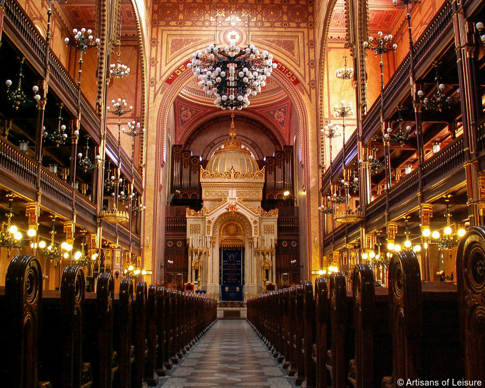 Jewish Budapest tours