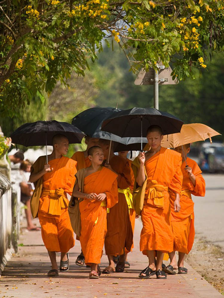 Luxury Laos tours