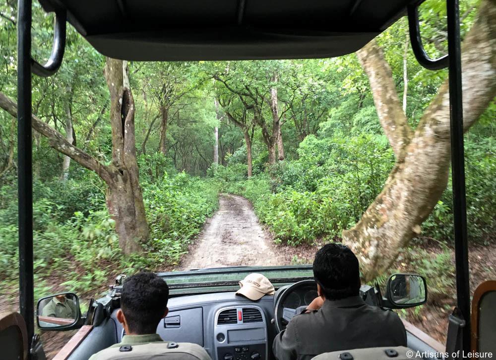 Meghauli Serai Taj Safari Lodge Nepal