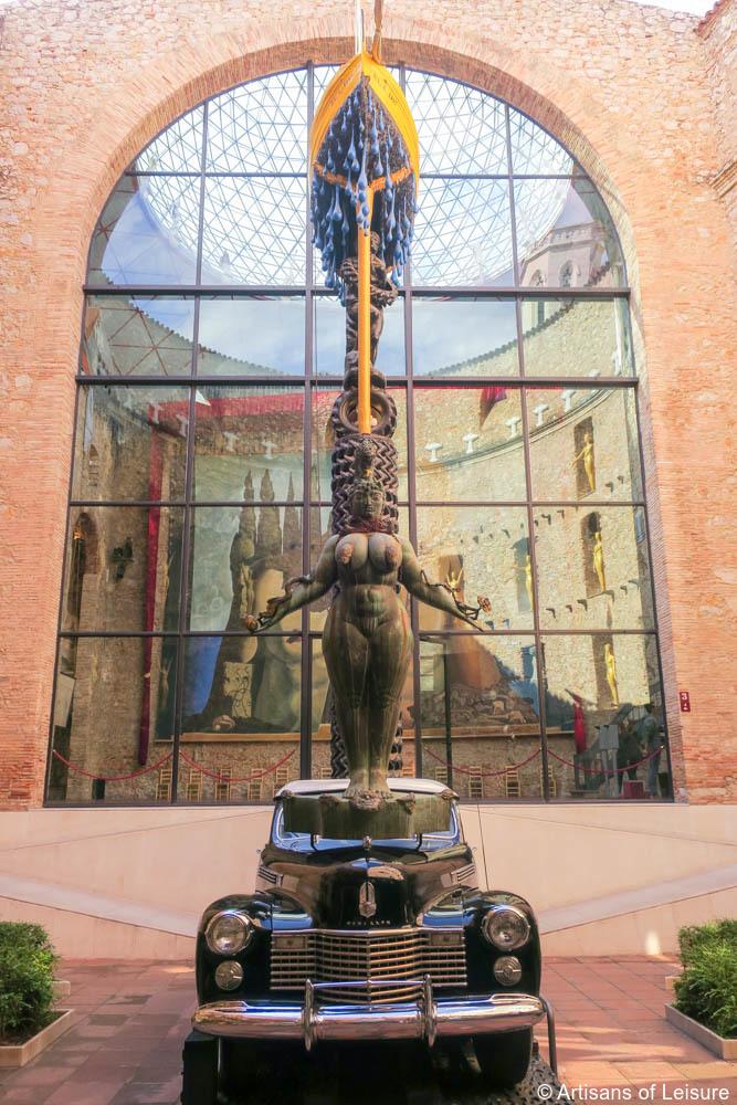 Dali Museum Spain