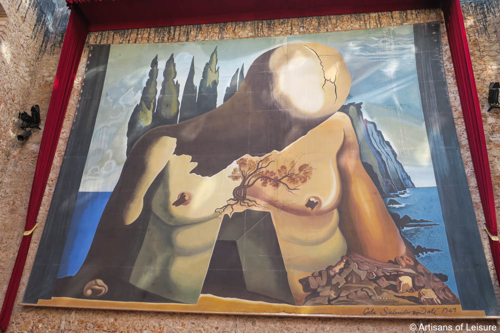 Dali Museum Spain tour