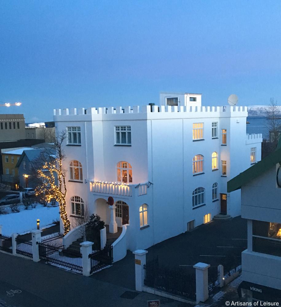luxury travel Iceland