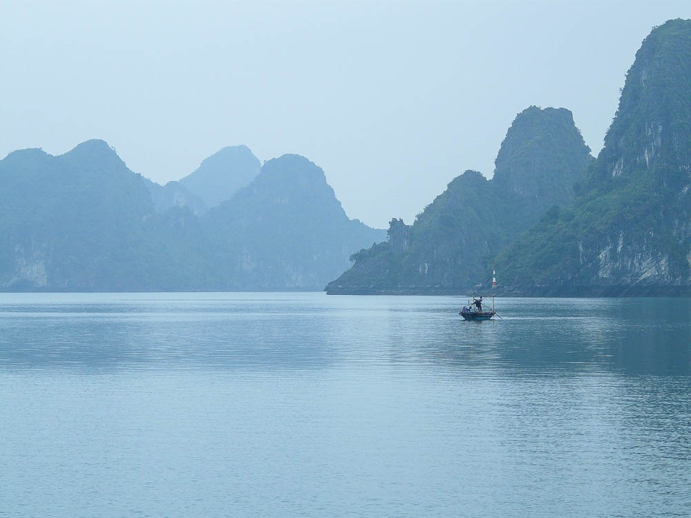 Halong Bay luxury seaplane tours