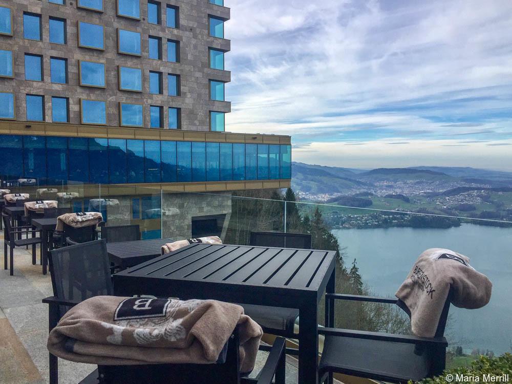 Burgenstock Hotel Switzerland