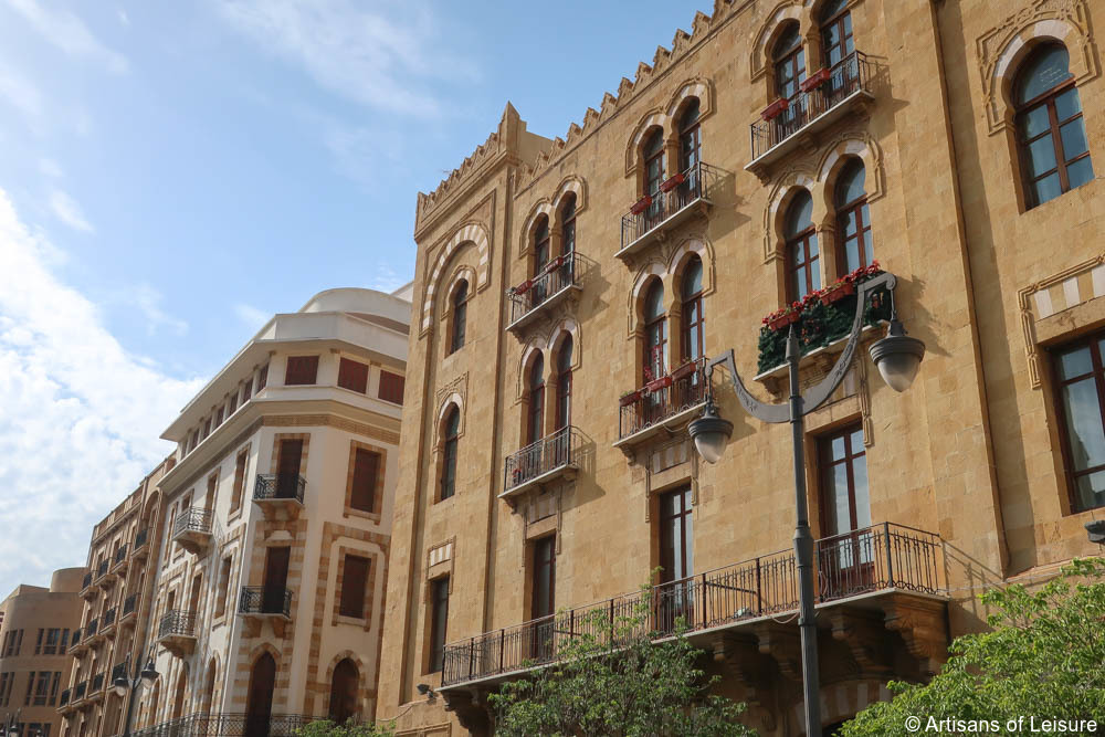 Luxury Lebanon tours