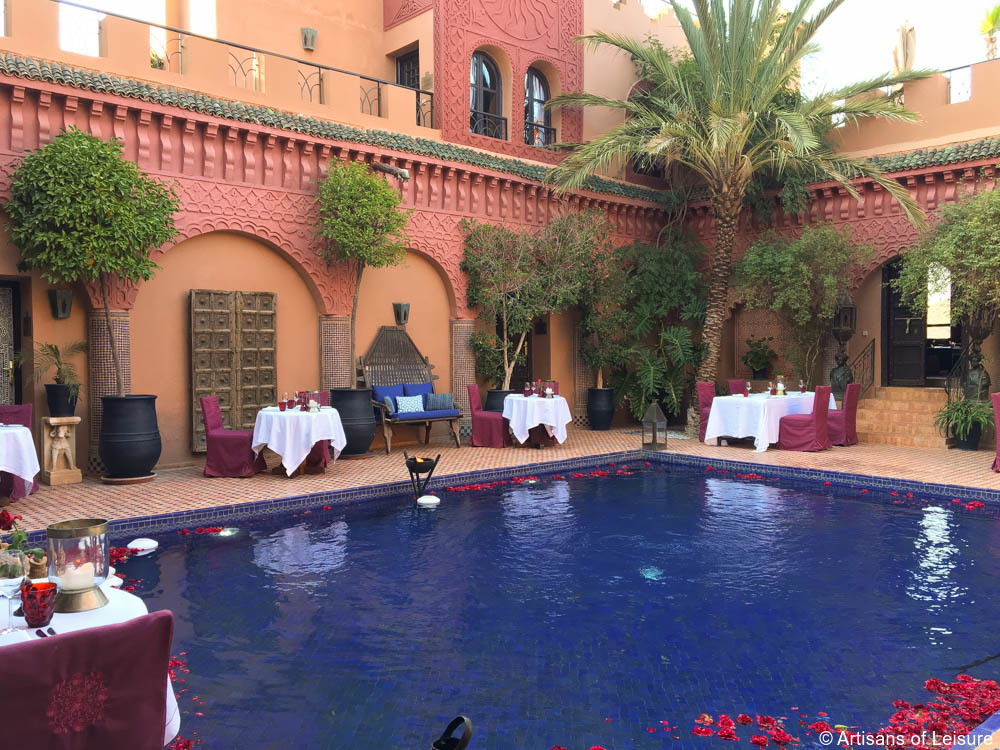 luxury Morocco tours