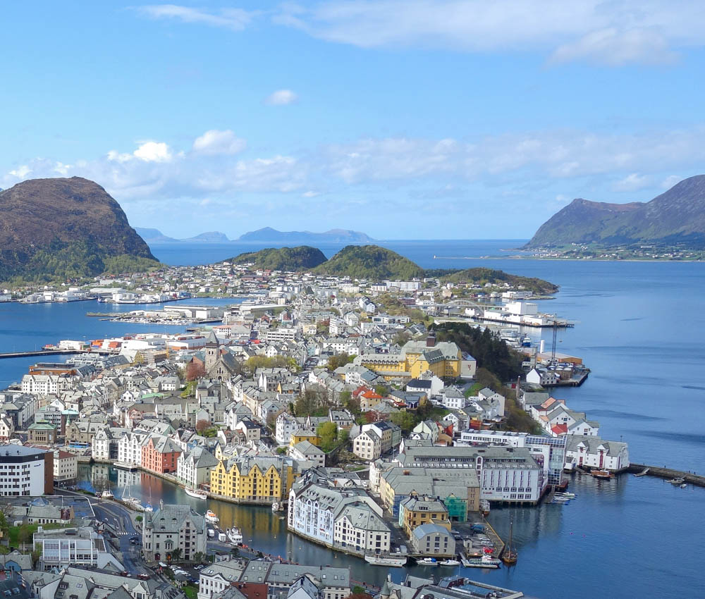 Luxury Norway Tours Alesund