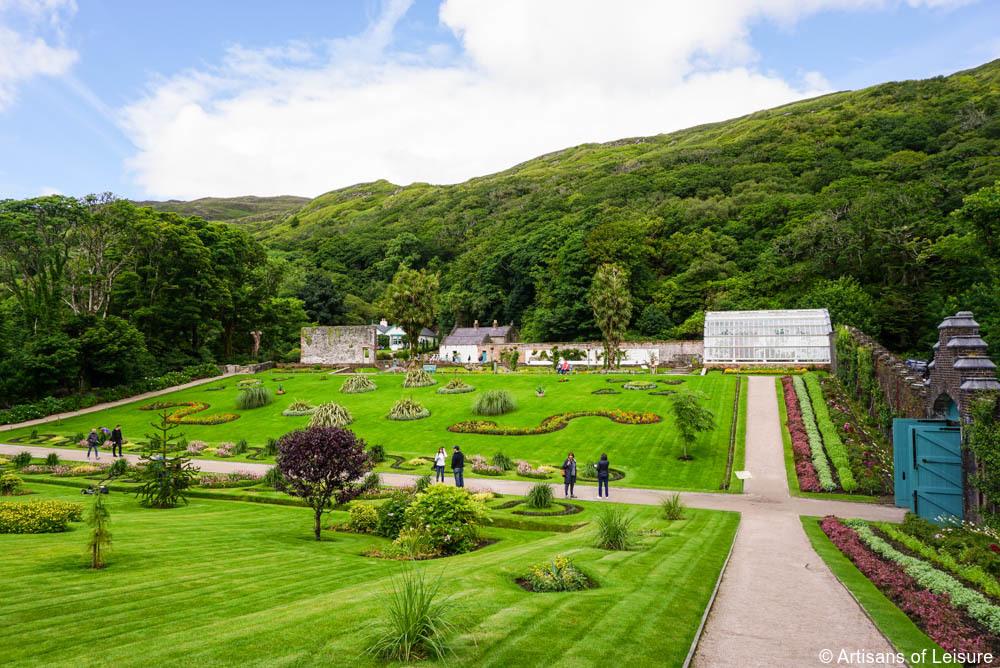 Ireland garden tours