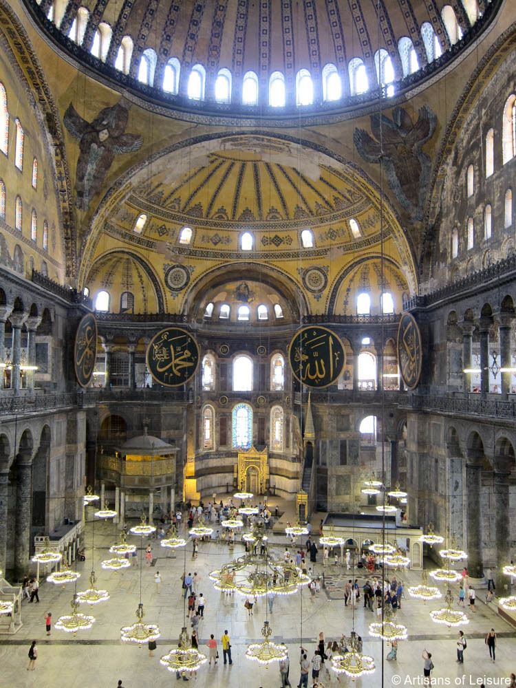 Luxury Turkey tours