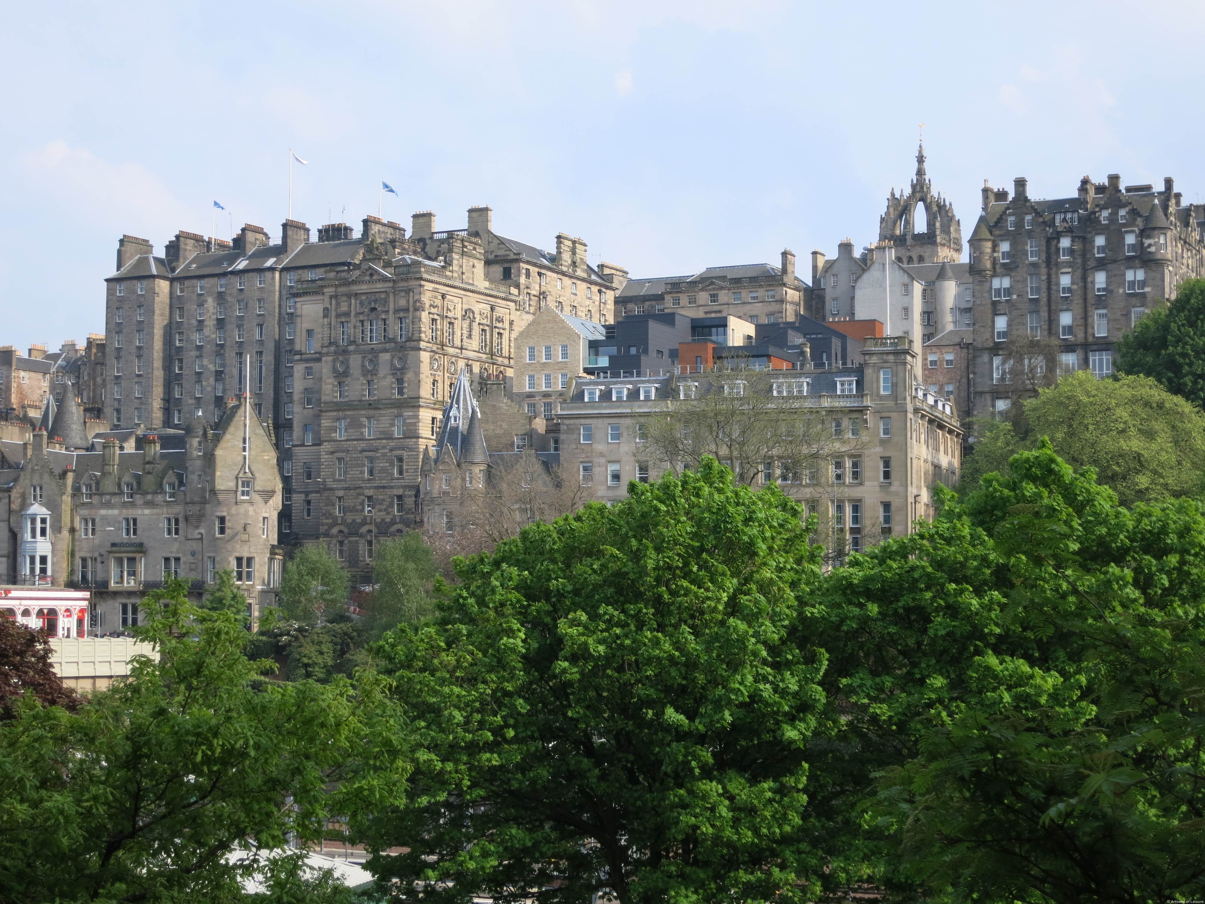 Private Scotland tours
