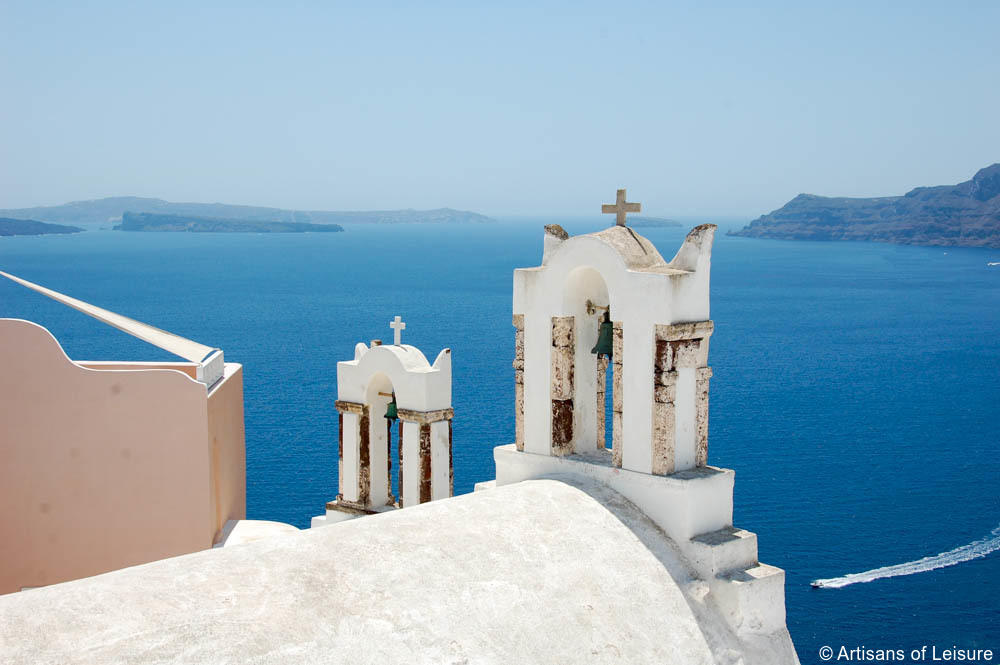Luxury Santorini and Greece tours