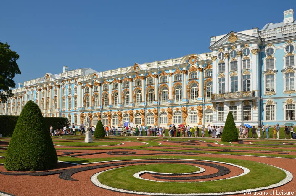 Private Russia tours