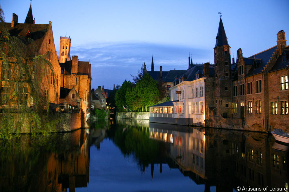 private Bruges tours