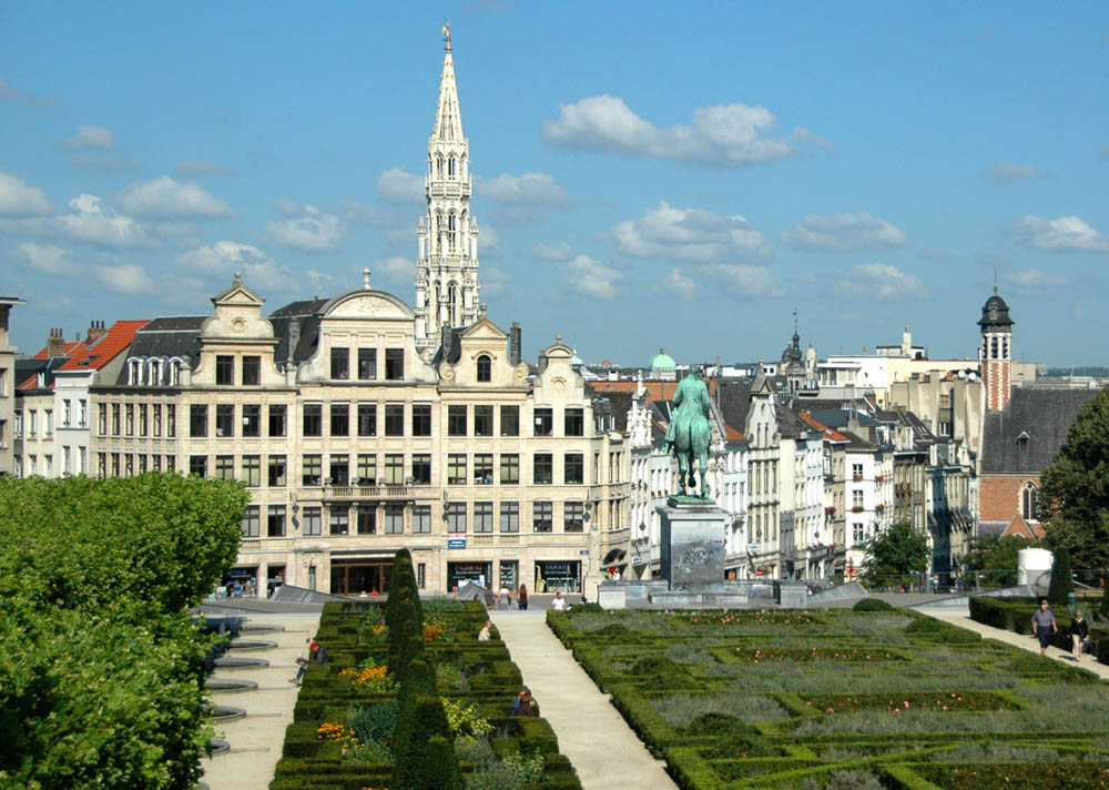private Brussels tours