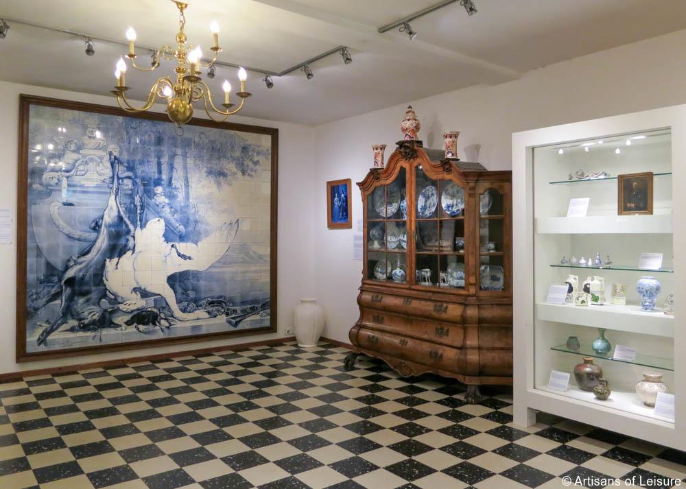Royal Delft Holland tour