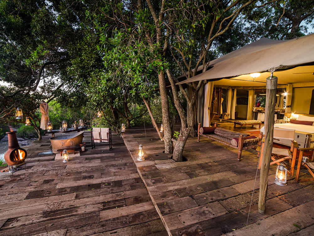 Private luxury Kenya safaris