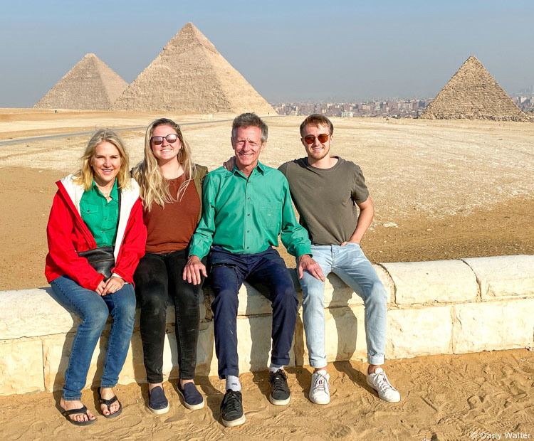 Luxury family tours