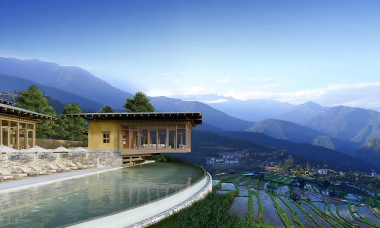 luxury Bhutan tours