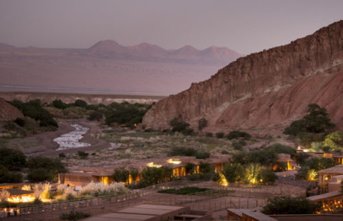 luxury Chile tours