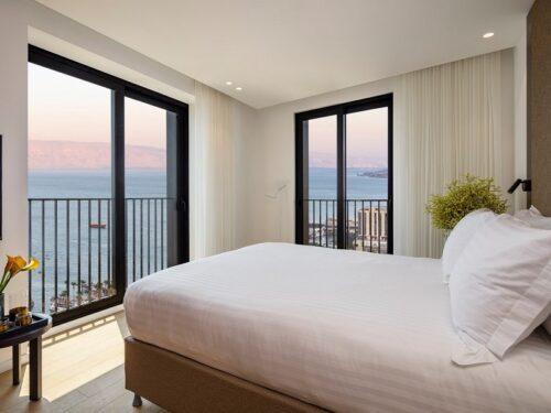 luxury Israel hotels