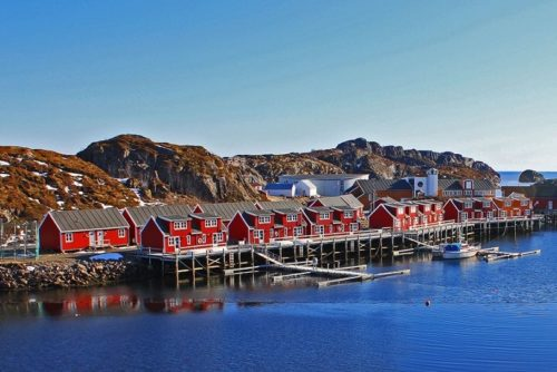 luxury Norway tours