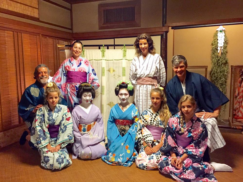luxury Japan family tours