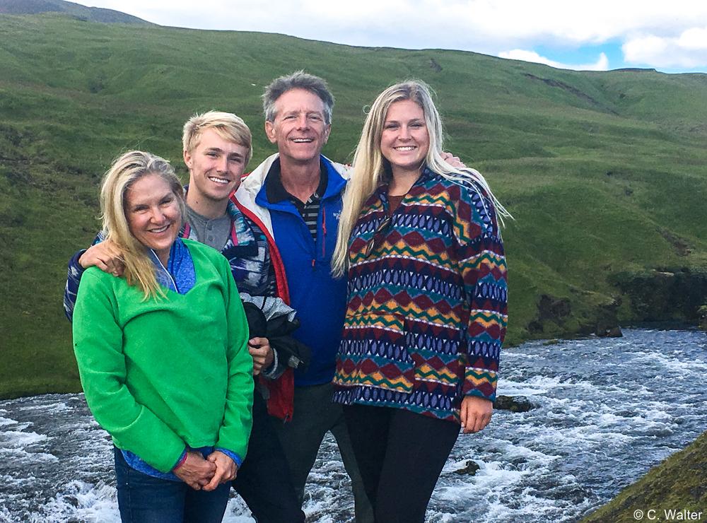 luxury family travel Iceland