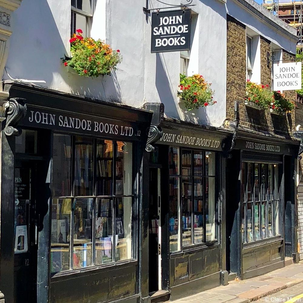 literary England