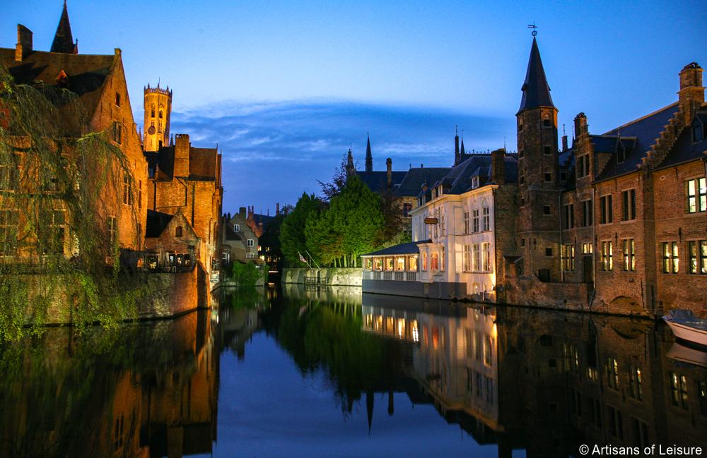luxury Belgium tours