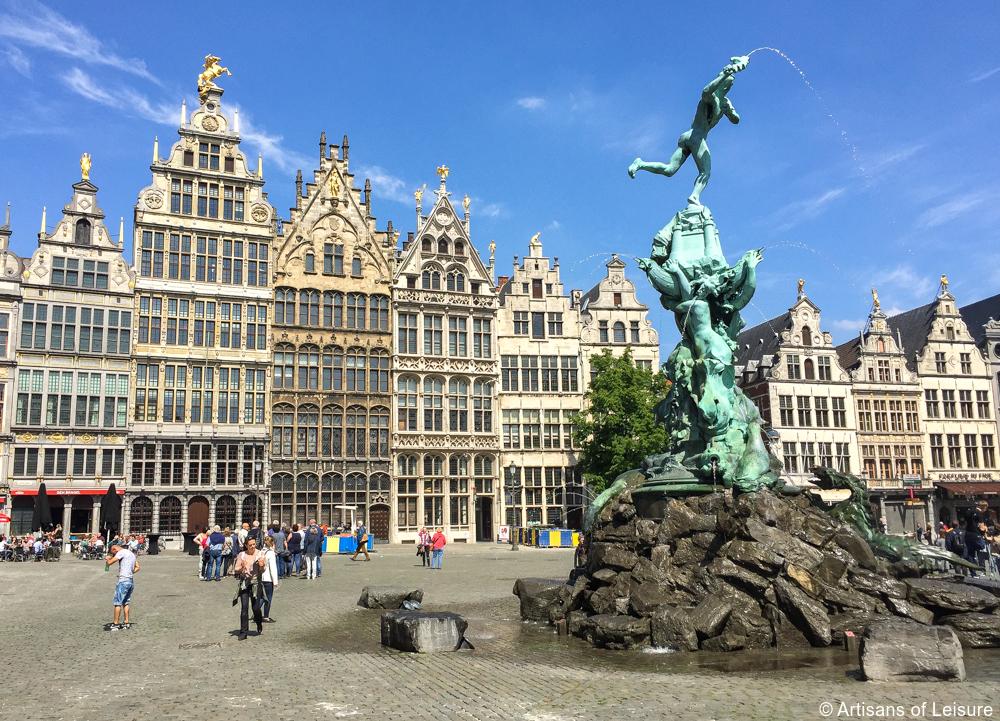 private Belgium tours