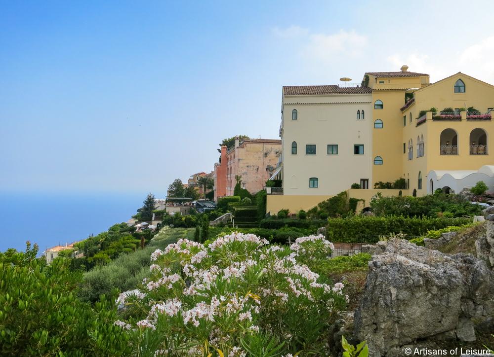luxury Italy tour