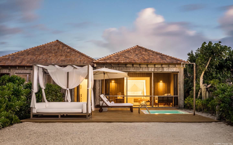 luxury Turks & Caicos resort