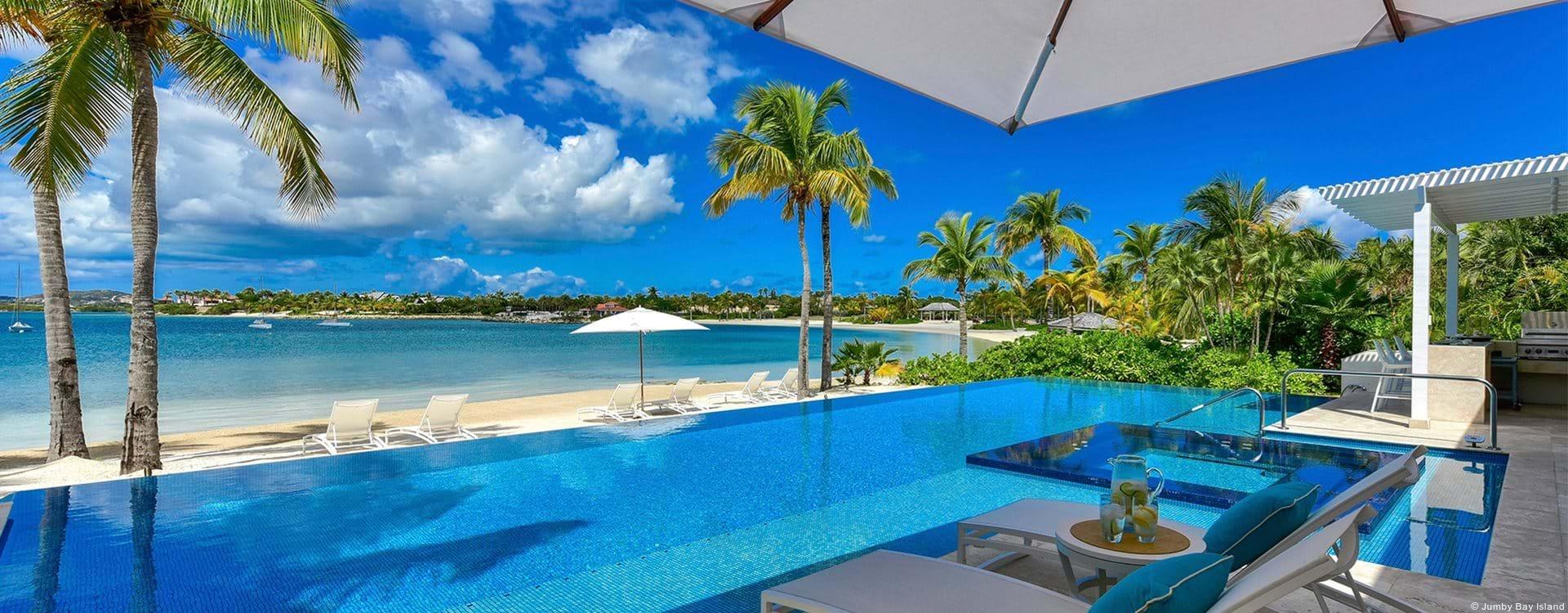 luxury Antigua resort