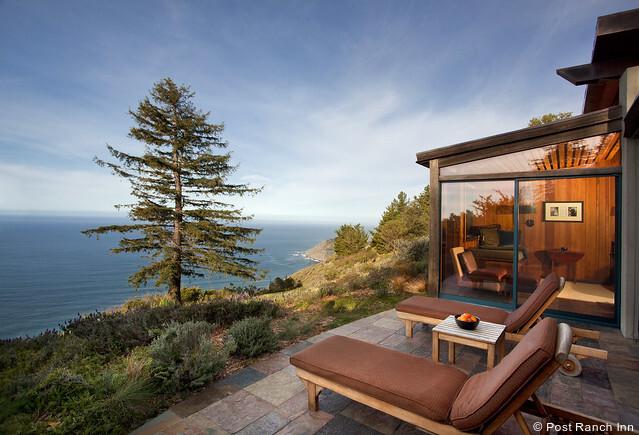 luxury Big Sur hotel